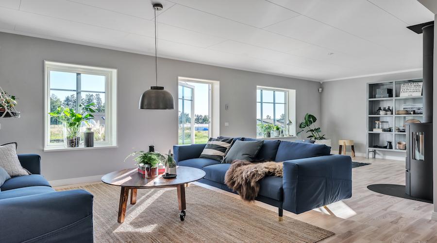 Kostnadseffektiva FTX-lösningar för småhus