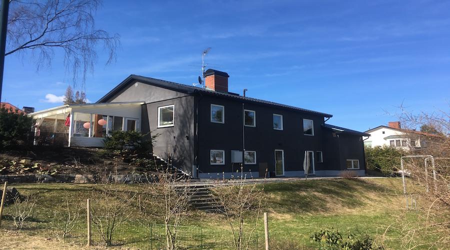 Renovering av småhus till passivhus