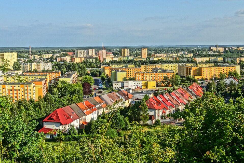 Trädgårdsstäder eller kompakta städer